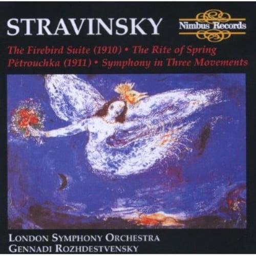 Rozhdestvensky, Gennadi : Orchestral Works