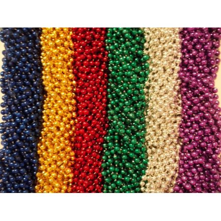 500 Promo Items Mardi Gras Beads Necklaces Party Favors Huge case Lot](Promo Code For Wholesale Party Supplies)