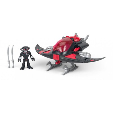 Black Super Balls.com (Imaginext DC Super Friends Black Manta &)