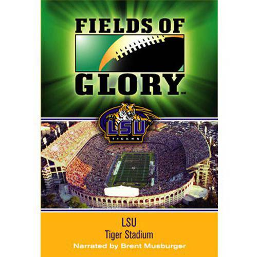 Fields Of Glory: LSU Tiger Stadium (Full Frame)