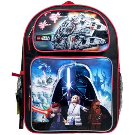 Lego Star Wars Large Backpack #SLCF16](Starwars Backpack)