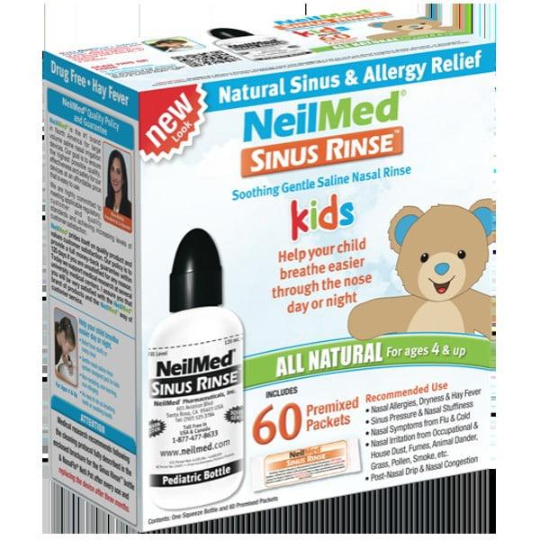 NeilMed Sinus Rinse Kit Pediatric 1 Each