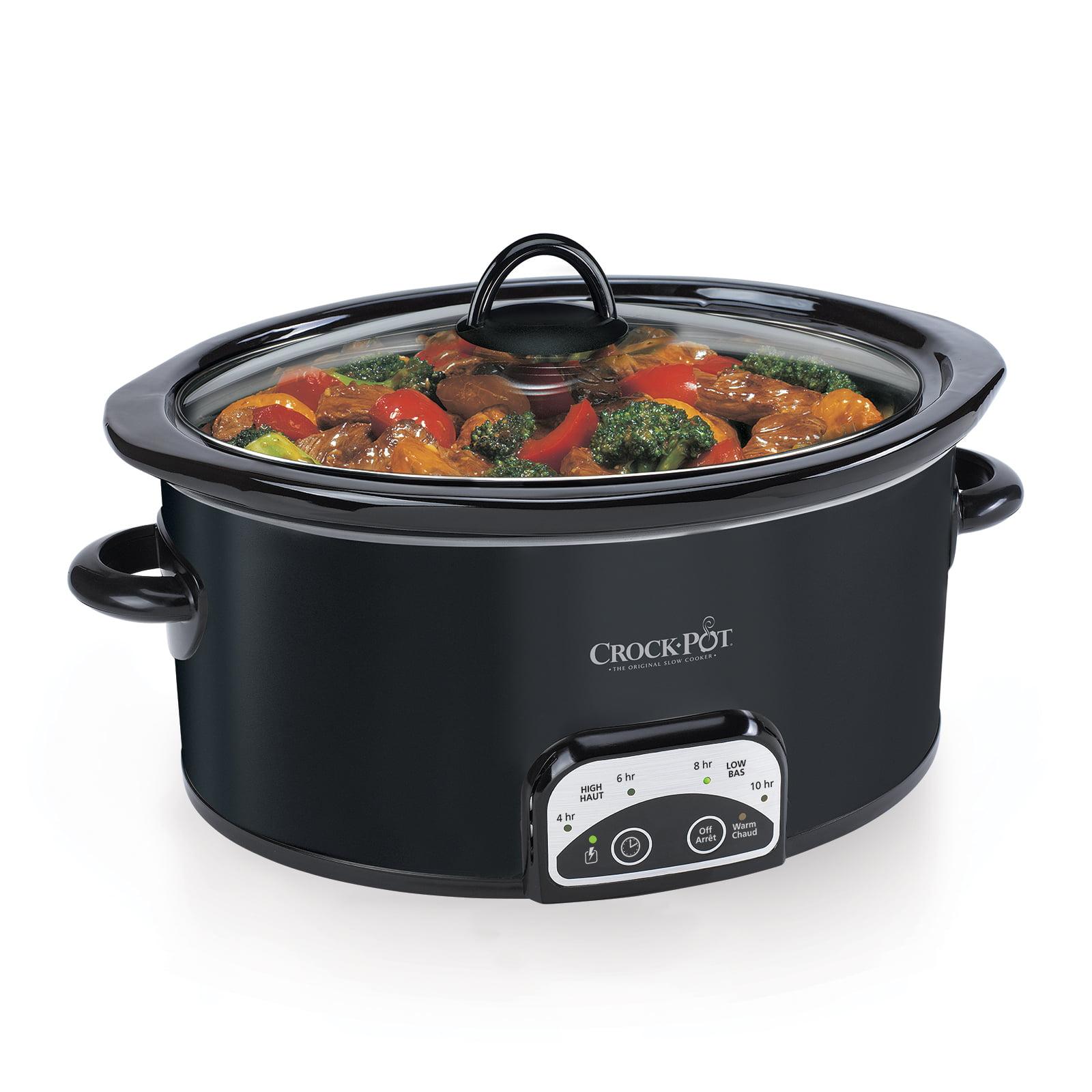 Crock-Pot 4-Quart Smart-Pot Slow Cooker (SCCPVP400-B)