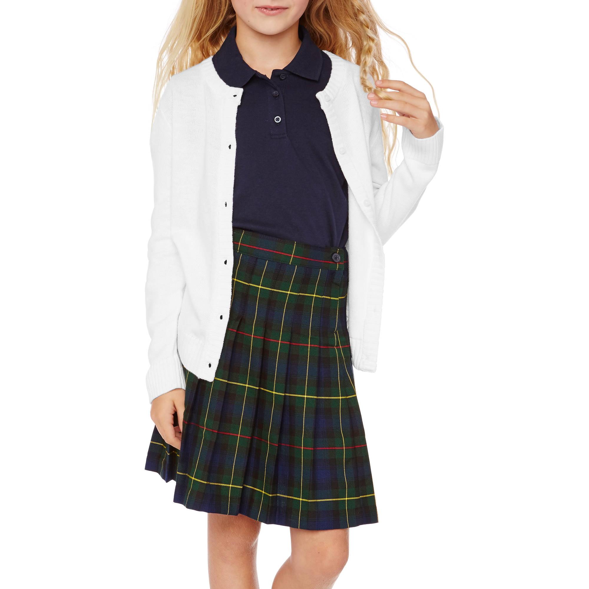 George Girls' School Uniforms Cardigan Sweater