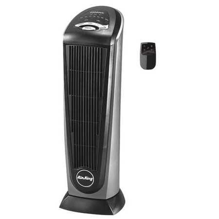 AIR KING Elec. Pedestal Heater,1500 W,5118 BtuH 8132