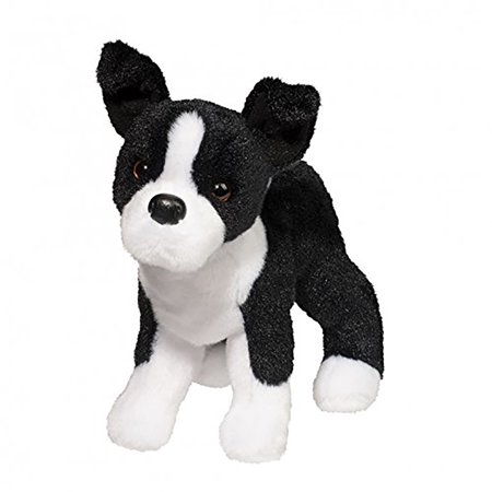 Toy Bull Terrier - Douglas Toys Quincy Boston Terrier, 8