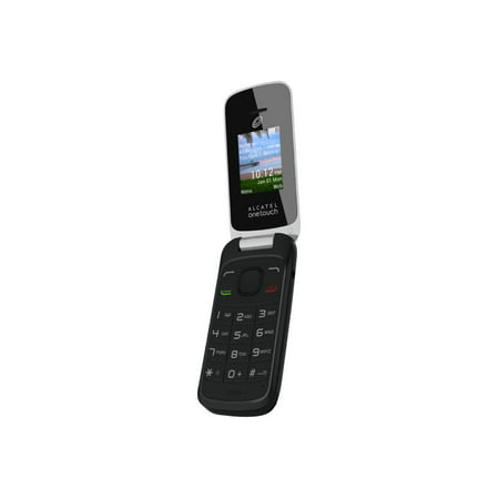 Alcatel A206G - Cellular phone - 3G - GSM - TracFone