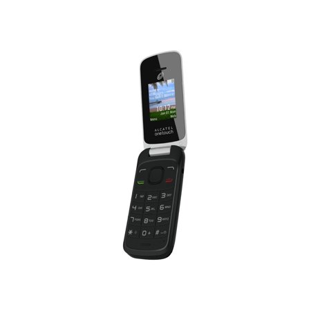 Gsm Cell Phone Tracking (Alcatel A206G - Cellular phone - 3G - GSM - TracFone )