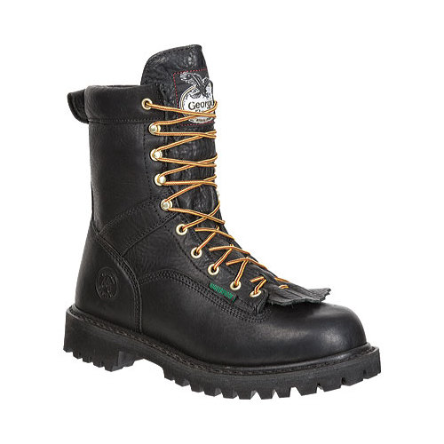 Men's Georgia Boot G8010 Low-Heel Logger by ROCKY BRANDS