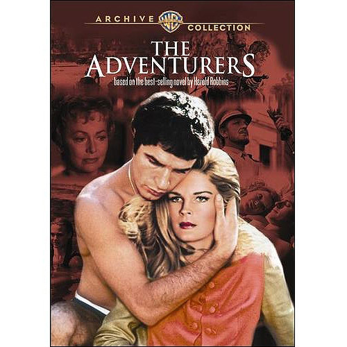 Paramount Adventurers (1970/ Warner Brothers Digital Dist./ Archive Collection/ On Demand DVD-R)