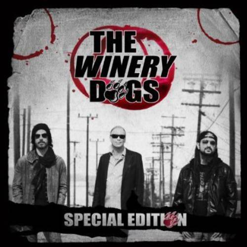 The Winery Dogs (Special Edition) (2CD)