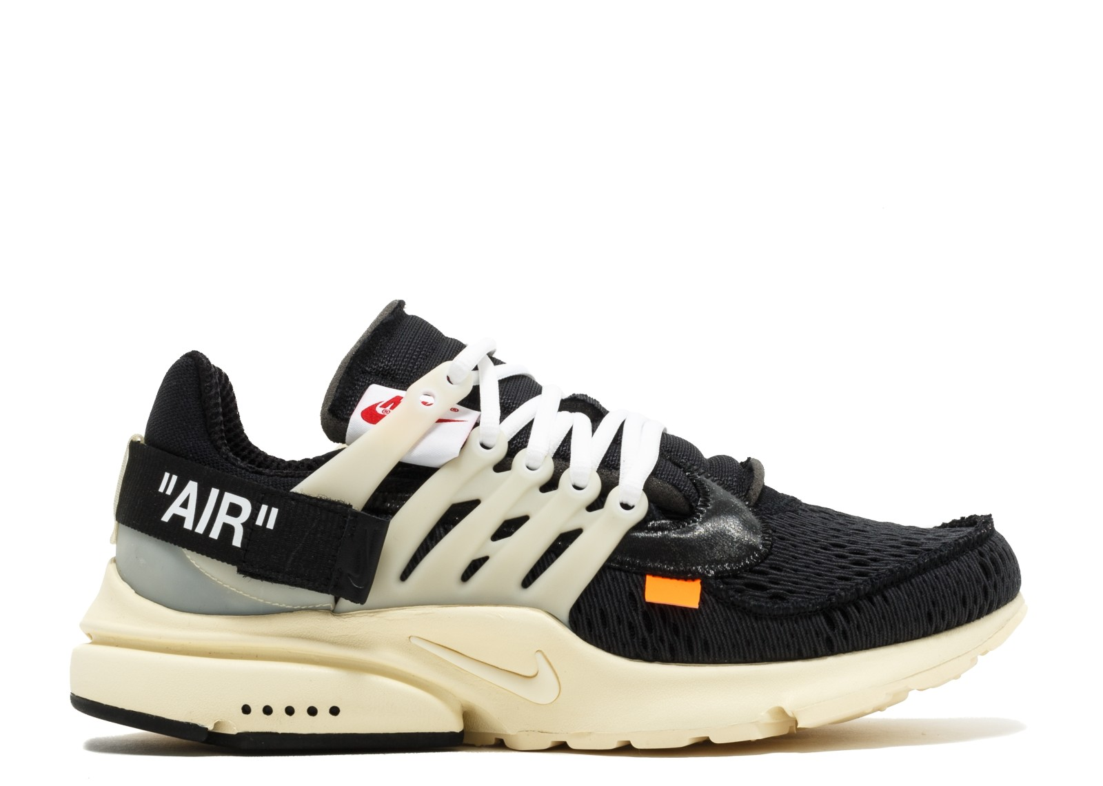 Nike - Men - The 10: Nike Air Presto 'Off White' - Aa3830-001 - Size 13