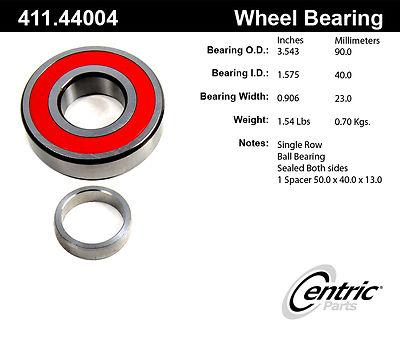 Centric 413.64000E Wheel Bearing