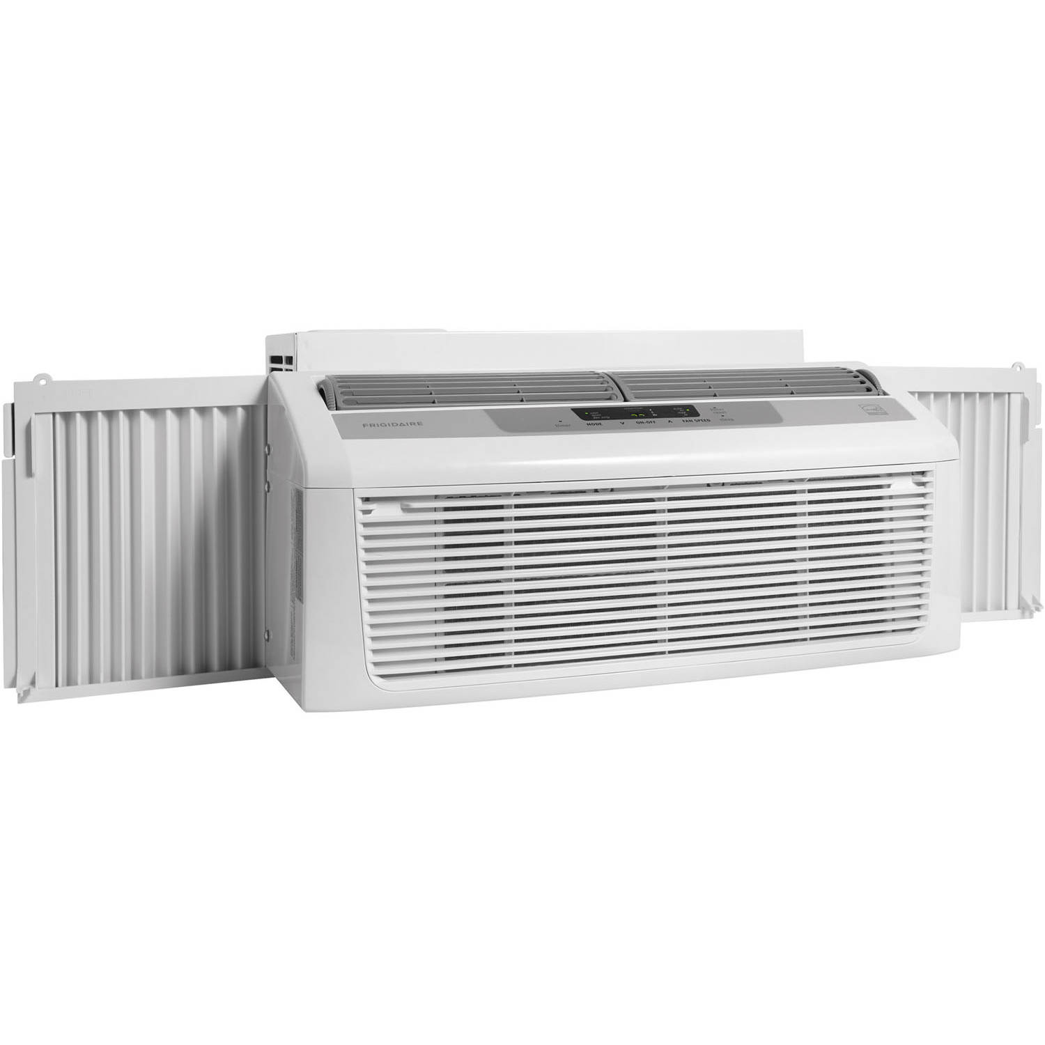 Basement window air conditioning units - Frigidaire Ffrl0633q1 Energy Efficient 6 000 Btu 115v Window Mounted Low Profile Air Conditioner With Full Function Remote Control Walmart Com