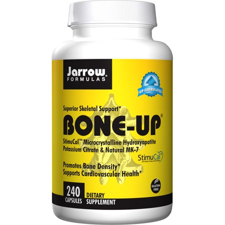 Jarrow Formulas Bone-Up, Promotes Bone Density, 240 Capsules ()