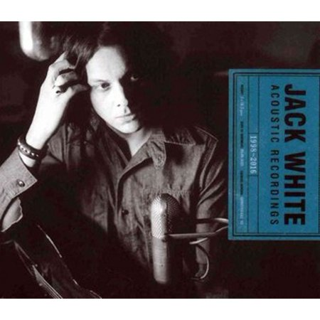 Jack White Acoustic Recordings 1998-2016 (Digi-Pak) (Jack White Blunderbuss Cd)