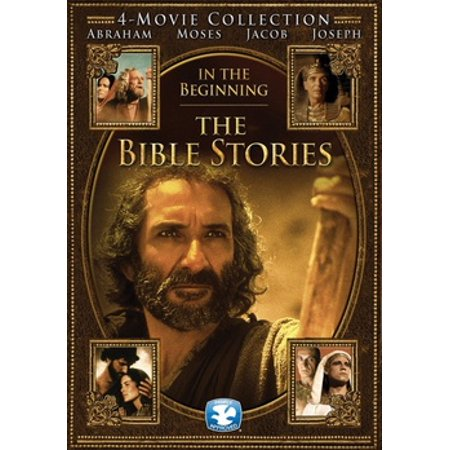 Bible Stories: In The Beginning (DVD) - Halloween The Beginning 2017