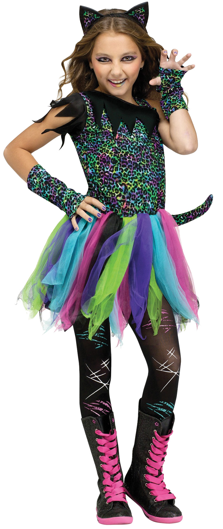 Walmart Costume For Kids Size Medum That Are Rock Stars
