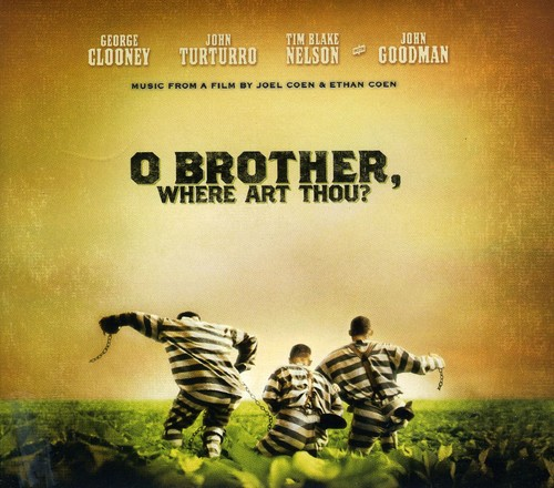 Various Artists - O Brother, Where Art Thou? (Soundtrack) (CD)