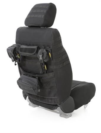 Smittybilt 46501 Neoprene Black Rear Seat Cover
