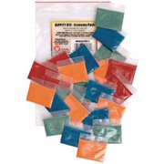 Hygloss Non-Toxic Highly Concentrated Washable Dippity Dye Economy Pack, Assorted Color, 20pk