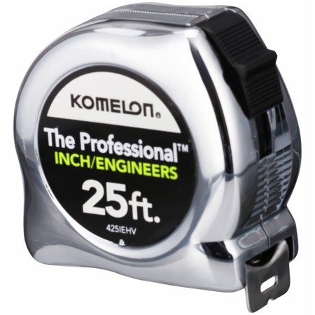 Komelon® The Professional™ Premium 25 ft. Tape