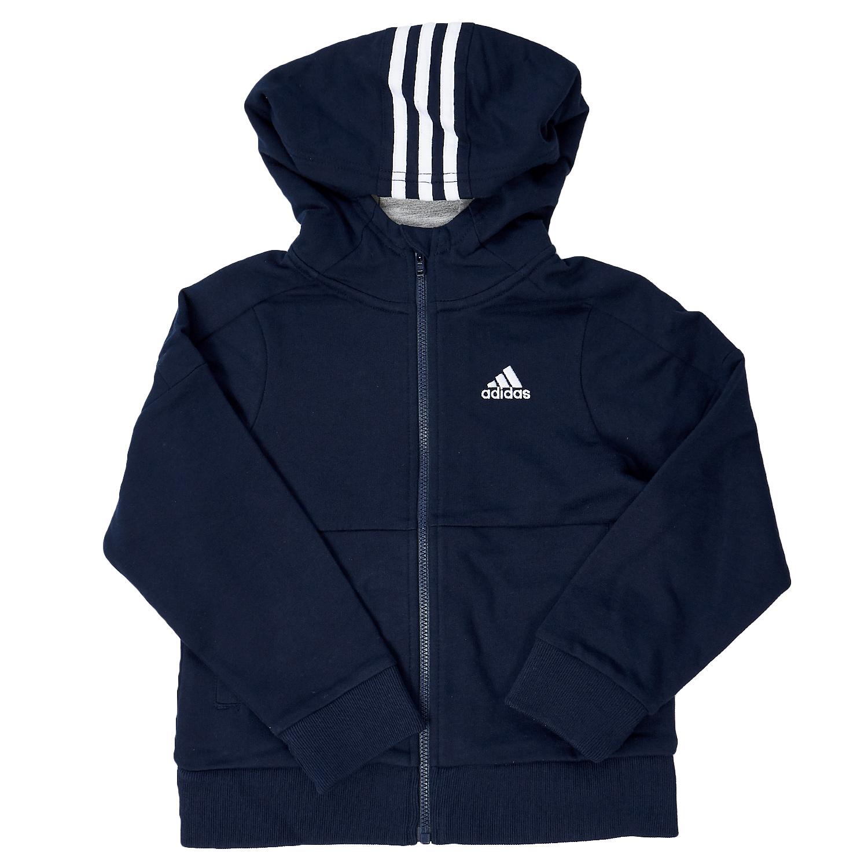 2e6c3193cb4c5 adidas - Adidas Athletics Jacket - Kids - Walmart.com