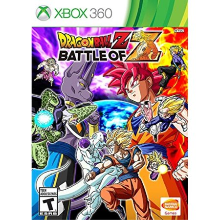 Dragon Ball Z: Battle of Z - Xbox 360 ()