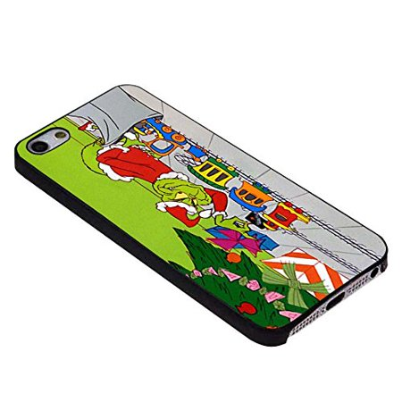 Grinch Fur (Ganma Grinch That Stole Christmas FDL Case For iPhone Case (Case For iPhone 5C)