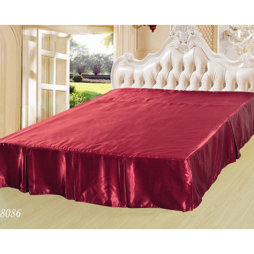 DaDa Bedding Quinceanera Bed Skirt