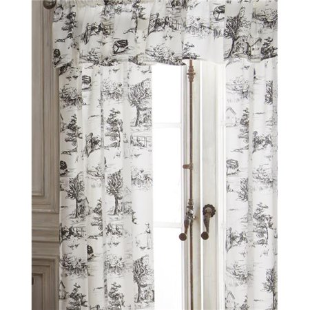 Colcha Linens Cl To Dp St Toile Back In
