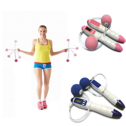 Home Gym Full body exerciser - Electronic jump skip rope for any one..