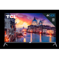 "TCL 55"" Class 4K Ultra HD (2160p) Dolby Vision HDR Roku Smart QLED TV (55R625)"