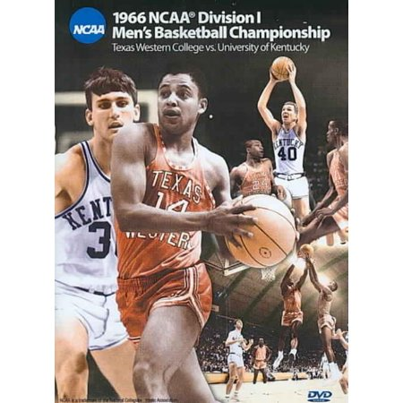 Texas Western University >> 1966 Ncaa Division I Men S Basketball Championship Texas Western College Vs University Of Kentucky Full Frame