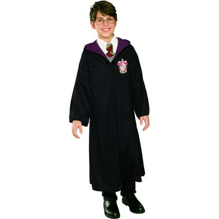 Harry Potter Children's Fancy Dress Costume Robe - Top Fancy Dress Costumes