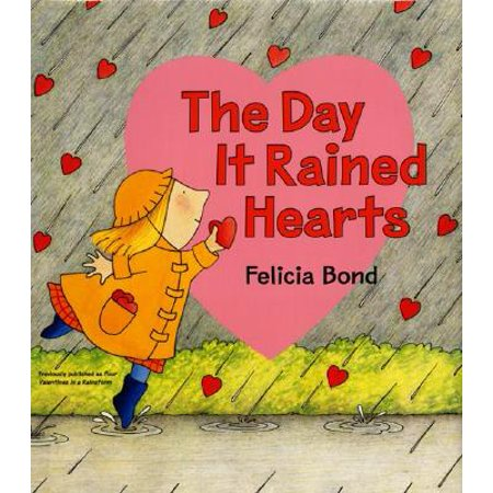 The Day It Rained Hearts](If It Rains On Halloween)
