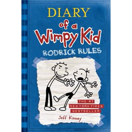 Rodrick Rules (Diary of a Wimpy Kid #2) (Hardcover)](#1 Rule Of Halloween Safety)
