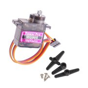 MG90S Mini Digital Servo Metal Geared Micro Servo Motor for RC Helicopter Plane Boat Car