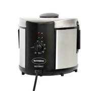 Masterbuilt Butterball 5-Liter Electric Fryer, Stainless Steel, MB23015018