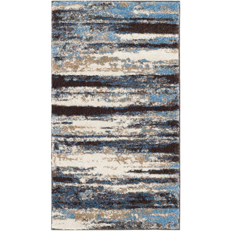 Safavieh Retro Mayson Abstract Area Rug Or Runner