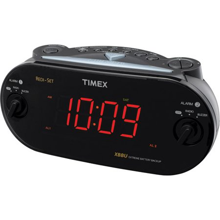 timex t715bw3 dual alarm clock radio. Black Bedroom Furniture Sets. Home Design Ideas