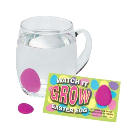 Set of 12 Watch It Grow Easter Eggs (Oversized Easter Eggs)
