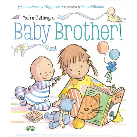 Youre Getting a Baby Brother (Board Book)