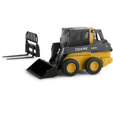 Ertl 116 scale john deere 320e skid steer from the prestige ertl 116 scale john deere 320e skid steer from the prestige collection fandeluxe