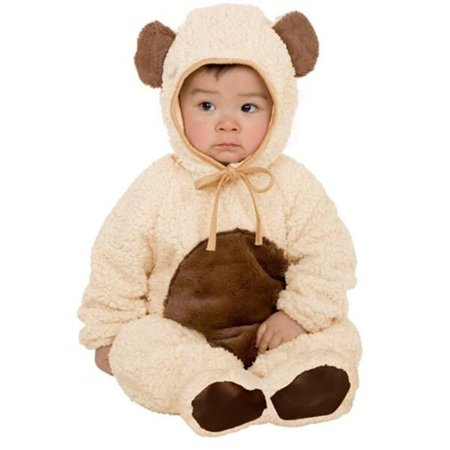 Toddler Oatmeal Bear Costume - Toddler Bear Costume