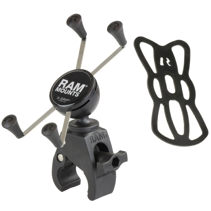 RAM-HOL-UN10-400U RAM Tough-Claw™ Mount with Universal X-Grip® Large Phone Cradle