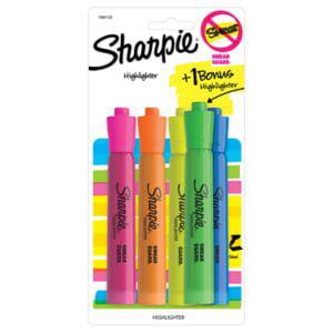Sharpie Extreme Permanent Markers Fade Resistant Fine Durable Tip 4pk Colors