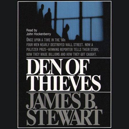 Den of Thieves - Audiobook