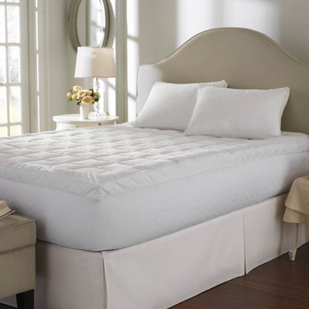 Cuddle Bed 400 Thread Count Mattress Topper Walmart Com