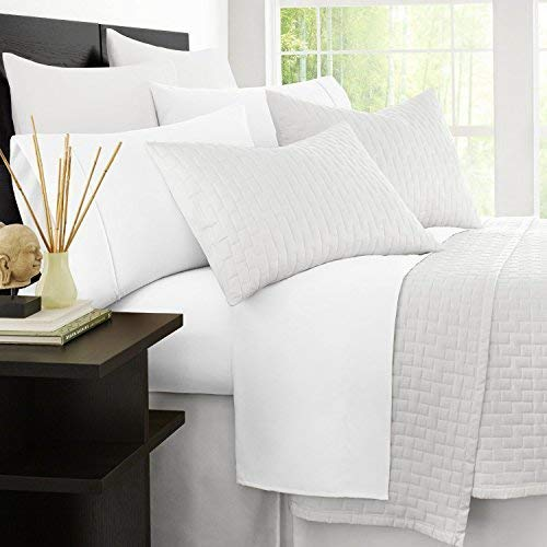 luxurious and Hypo-allergenic 100/% Rayon from Bamboo sheets